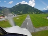 Anflug Zell am See